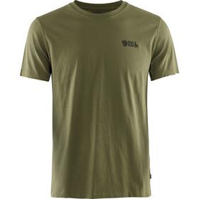 Fjällräven Torneträsk Camiseta Hombre, Oliva